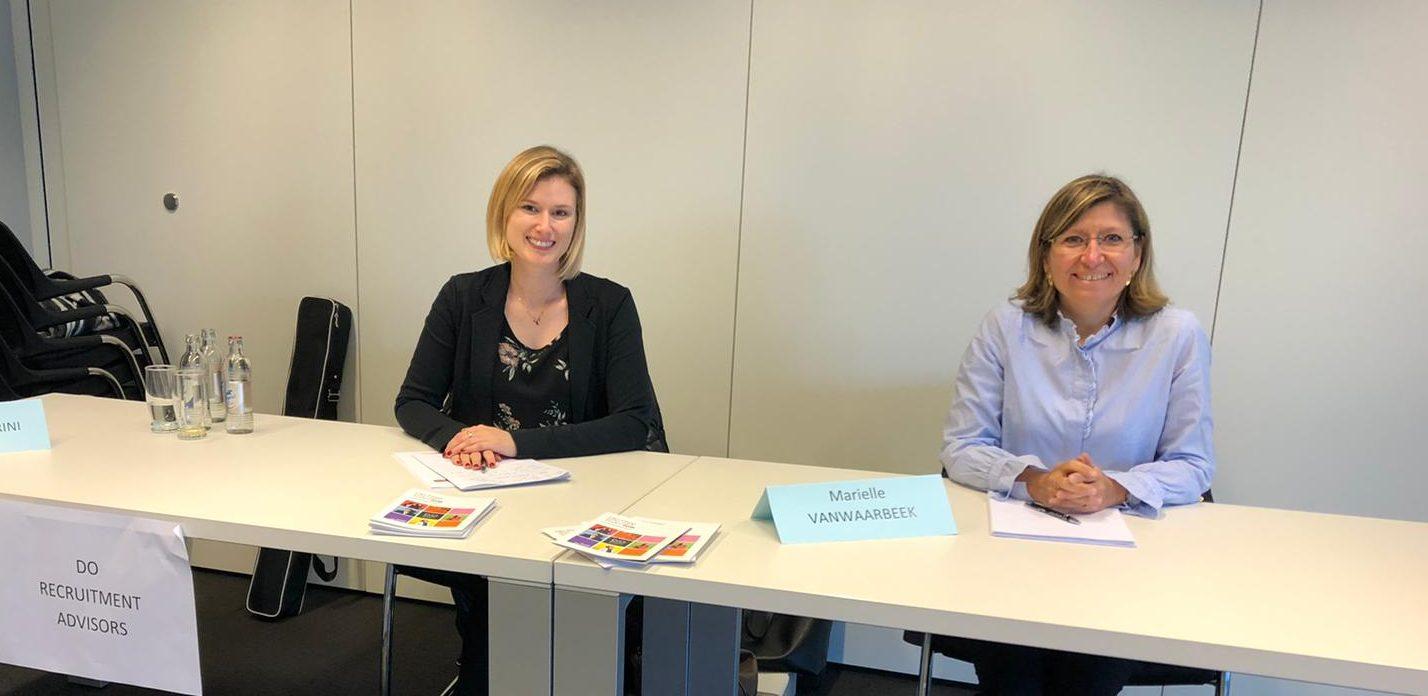 fr2s adem recruitment fair luxembourg 2019