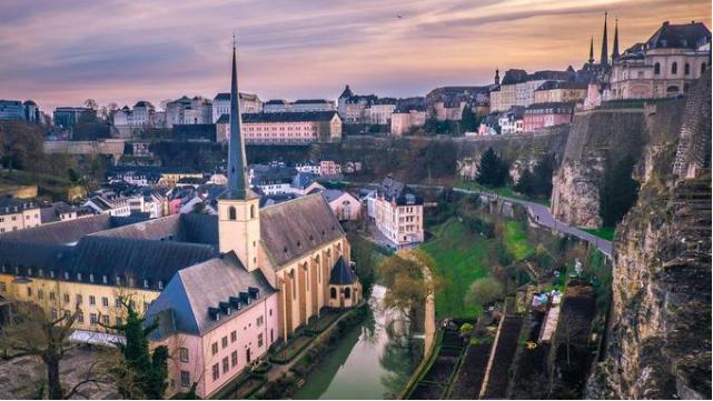Luxembourg tourisme