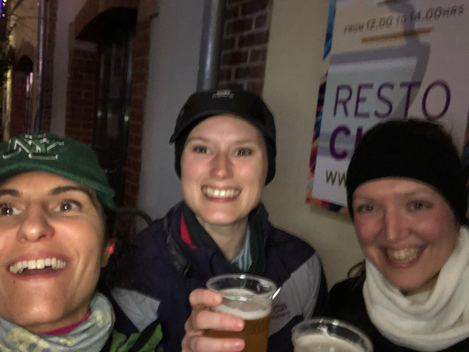 run in the dark luxembourg team race