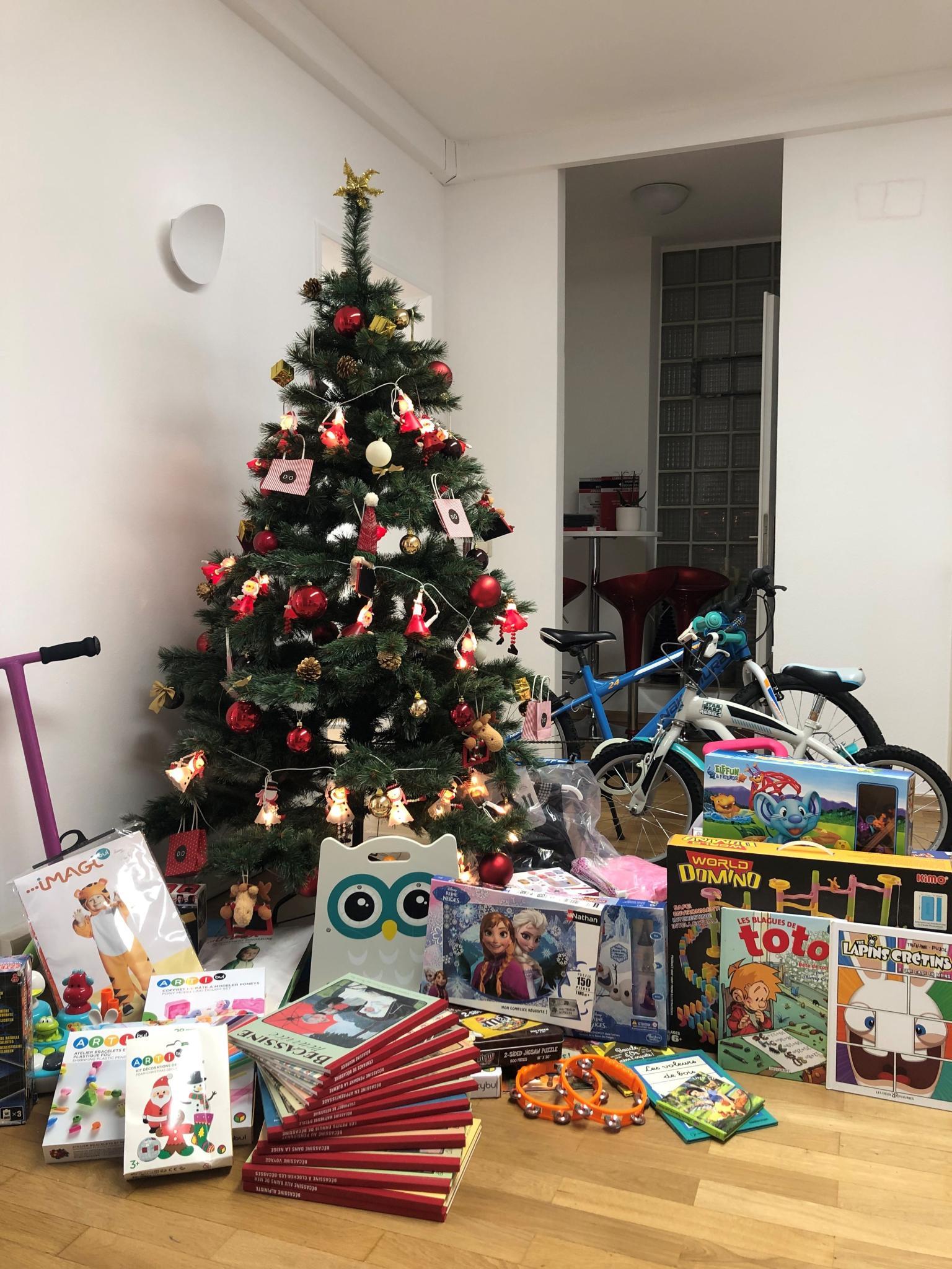christmas gift christmas tree wildgen for children
