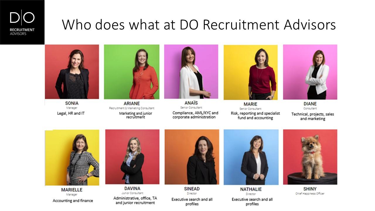 do recruitment advisors do team recruitment